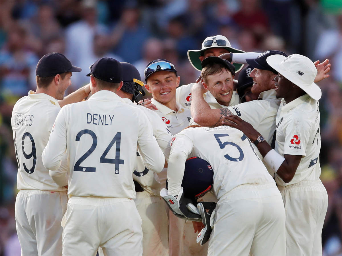 England beat Australia by 135 runs in 5th Test match; level series