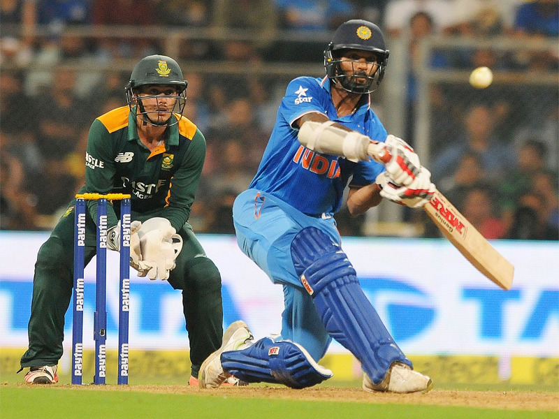 South Africa vs India, 1st ODI: South Africa  wins toss, elects to bat