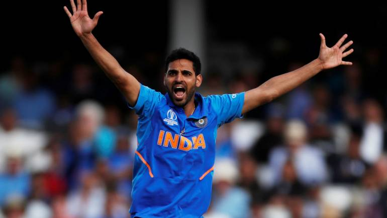 Bhuvneshwar Kumar ruled out of at least next two World Cup games