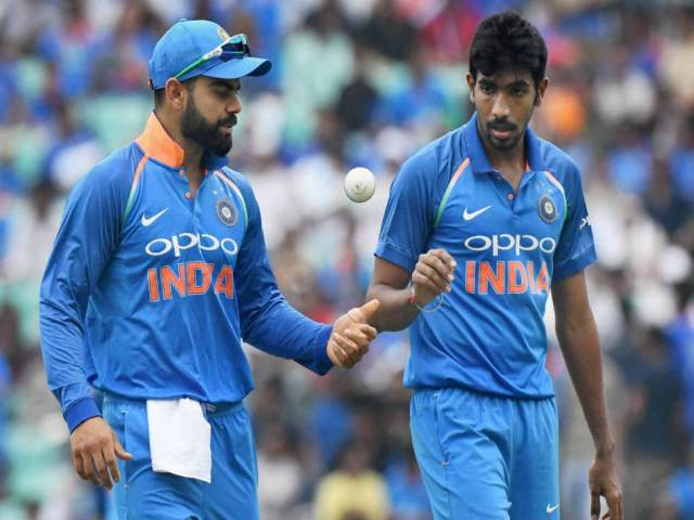 Indian cricket team grabs 2nd spot in ICC ODI rankings