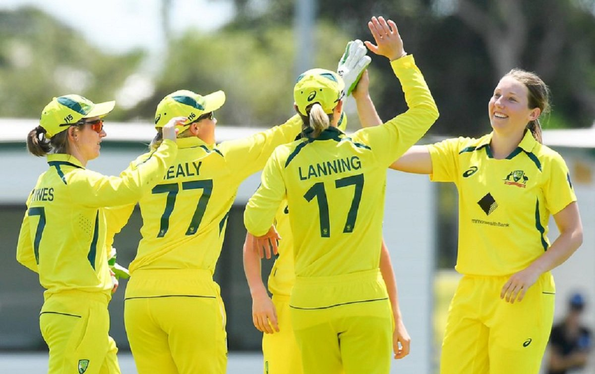 Australia women beat India women in the first ODI match by 9 wickets