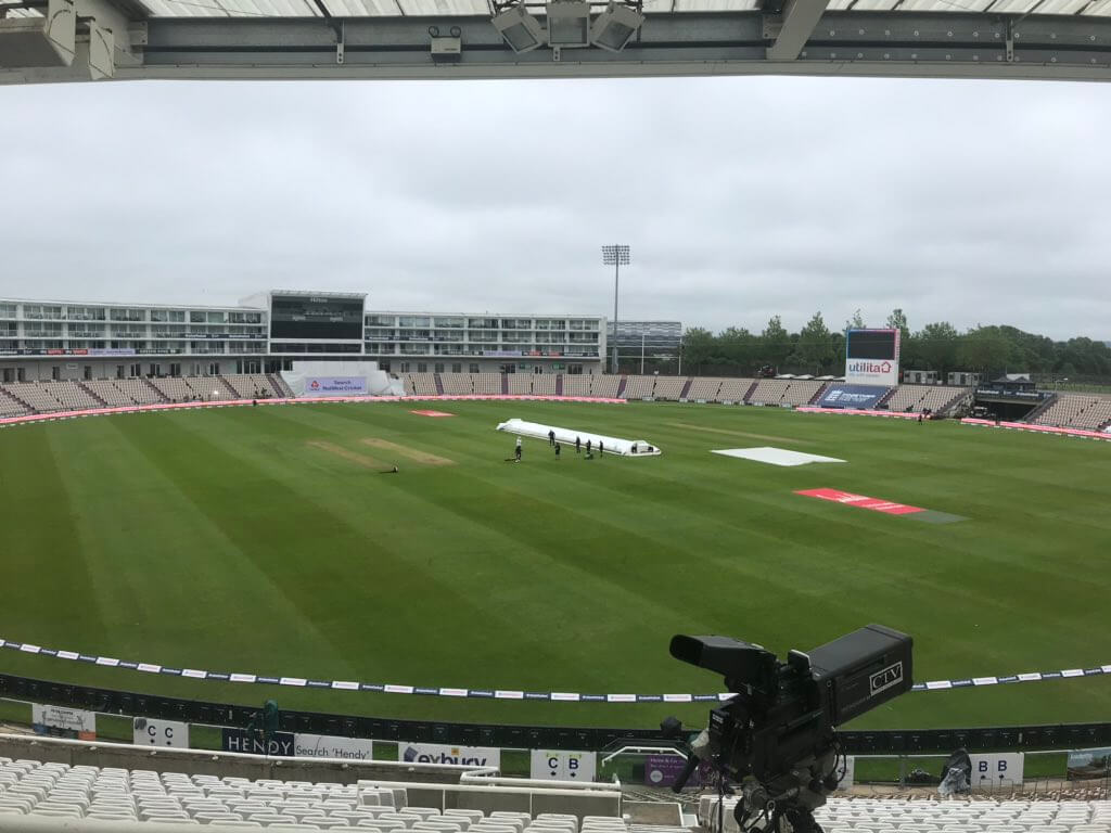 England vs West Indies 1st Test Cricket returns today after 117 days with empty stadium
