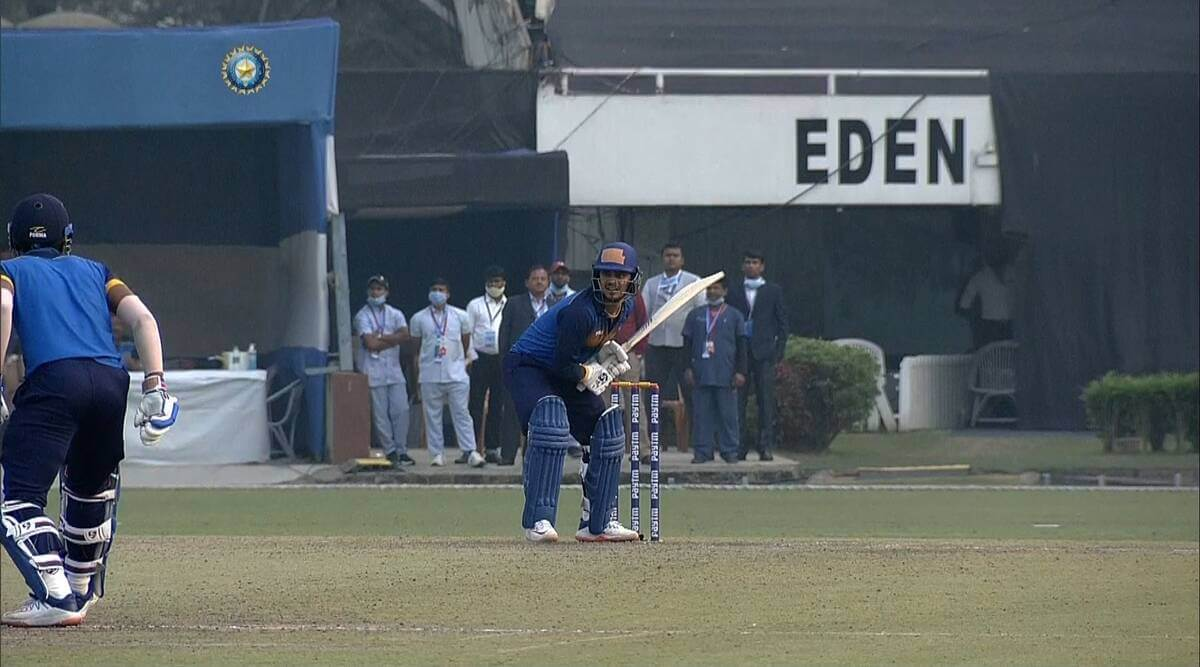 Syed Mushtaq Ali Trophy: Jharkhand defeat Hyderabad in the first super over