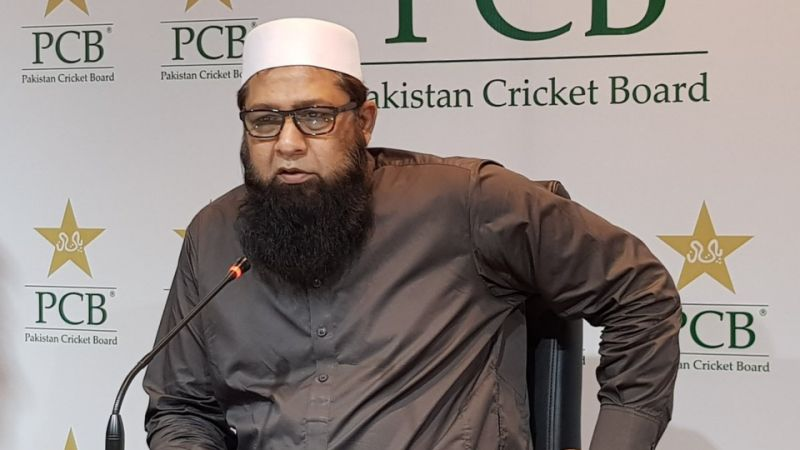 Inzamam steps down as national chief selector