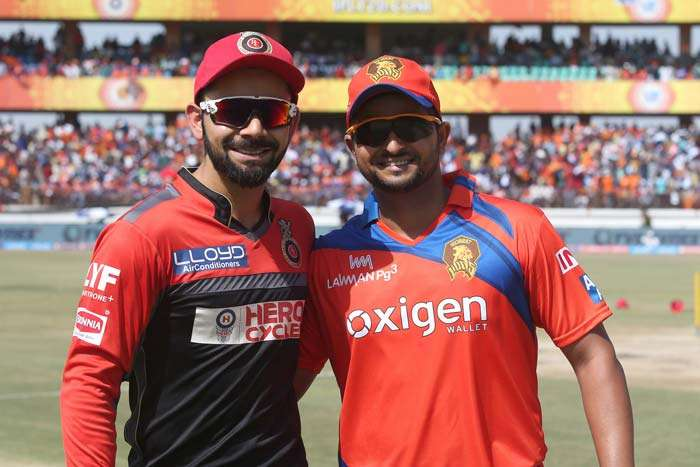 IPL 2017: Gujarat Lions to play against Royal Challengers Bangalore at Rajkot today