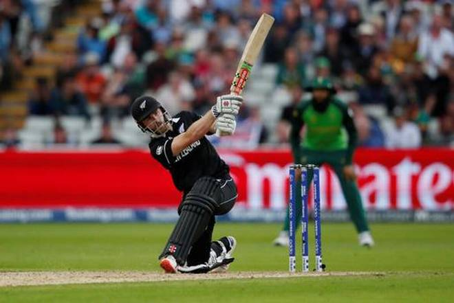 Williamson century helps Kiwis to four wicket win against South Africa in ICC World Cup
