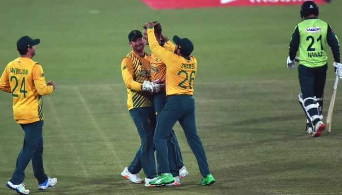South Africa defeat Pakistan by 6 wickets in 2nd T20I