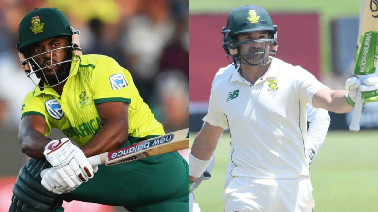 South Africa appoints Temba Bavuma as captain in limited-overs format, Dean Elgar to lead in Tests