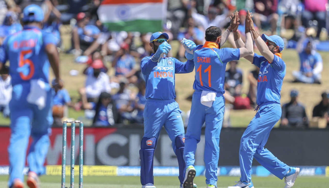 India beat New Zealand by 7 wickets in 3rd ODI at Mount Maunganui