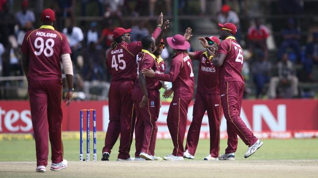 West Indies beat Scotland by 5 runs to qualify for 2019 World Cup