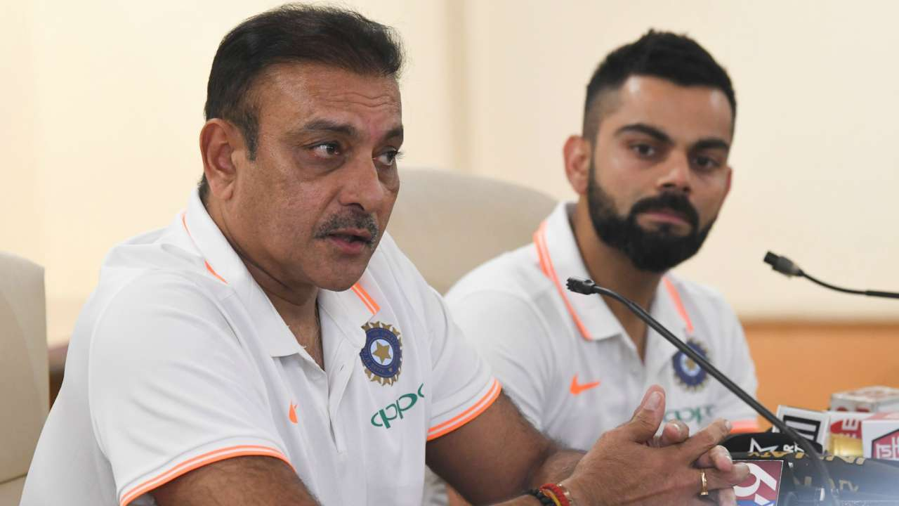 No more changing till World Cup: Ravi Shastri