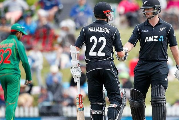 New Zealand has clinched the three-match ODI series against Bangladesh 3-0.