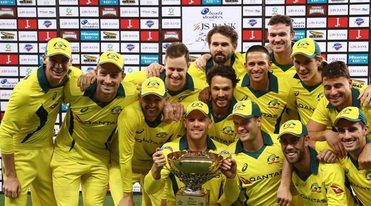 Australia record clean sweep against Pakistan