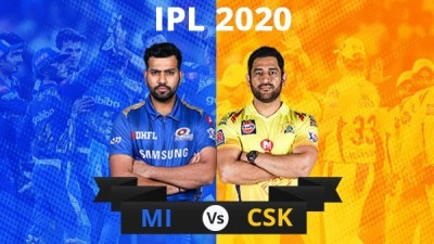 Mumbai Indians scored 162/9 in first innings of IPL 2020 opener vs Chennai Super Kings