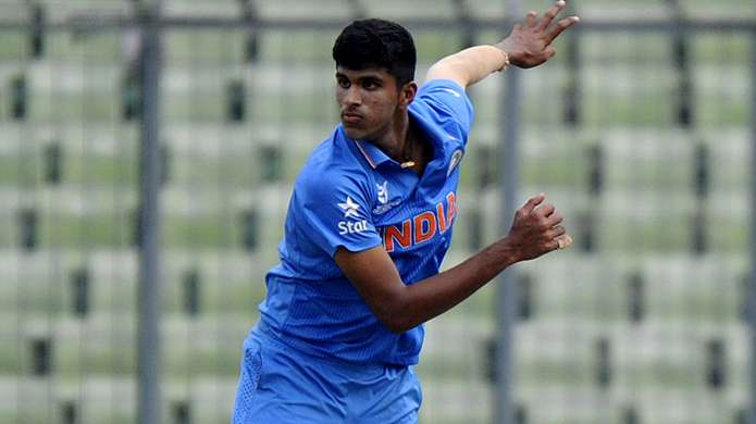 Washington Sundar replaces injured Jadhav for three-ODI series against Sri Lanka