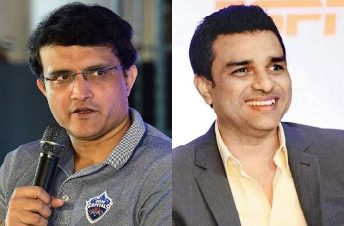 Sourav Ganguly, Sanjay Manjrekar named in ICC commentary panel