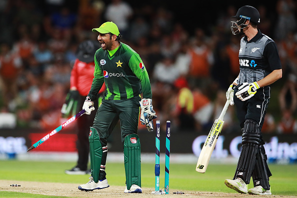 Pakistan beat New Zealand by 18 runs in the 3rd T20 match