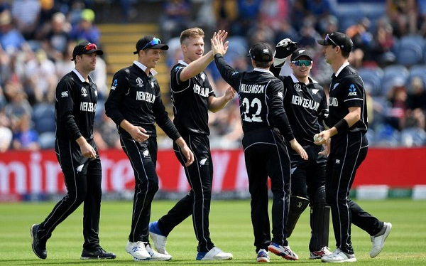 New Zealand team arrive in Pakistan after 18 years for a white-ball tour consist of 3 ODIs and 5 T20s.