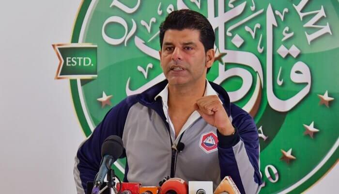 mohammadwasimappointedasnewpakistan'schiefselectoruntil2023worldcup
