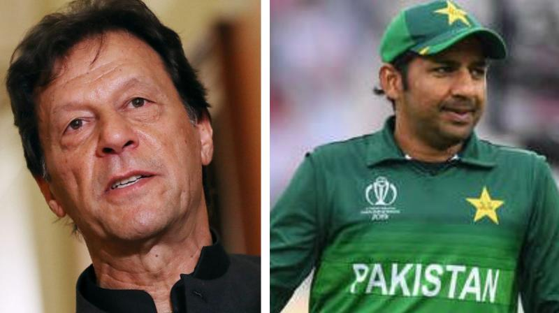 Imran Khan advises Sarfaraz Ahmed to focus on domestic cricket