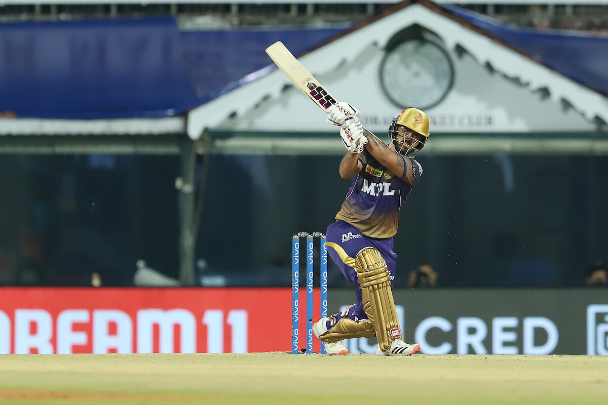 SRH vs KKR: Nitish Rana hits 12th IPL fifty off against Sunrisers Hyderabad