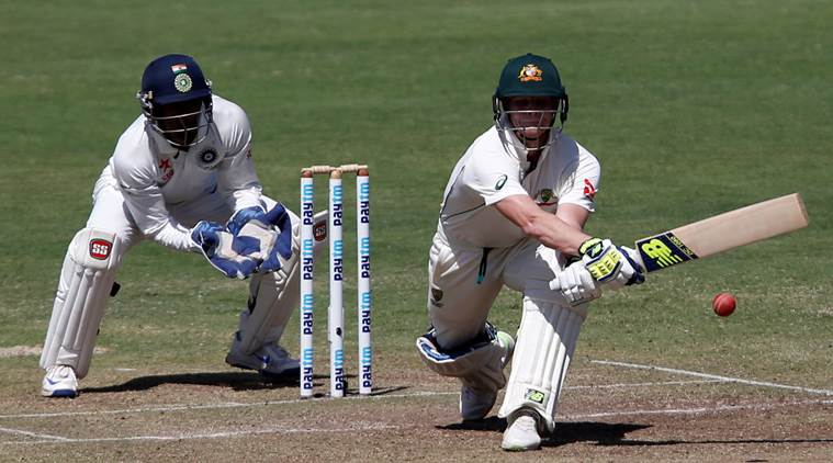 Live cricket score: Australia made 143 for four against India; still trail by 9 runs