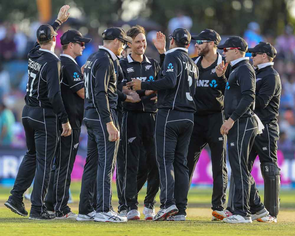 New Zealand bring in two rookies for T20I series against India