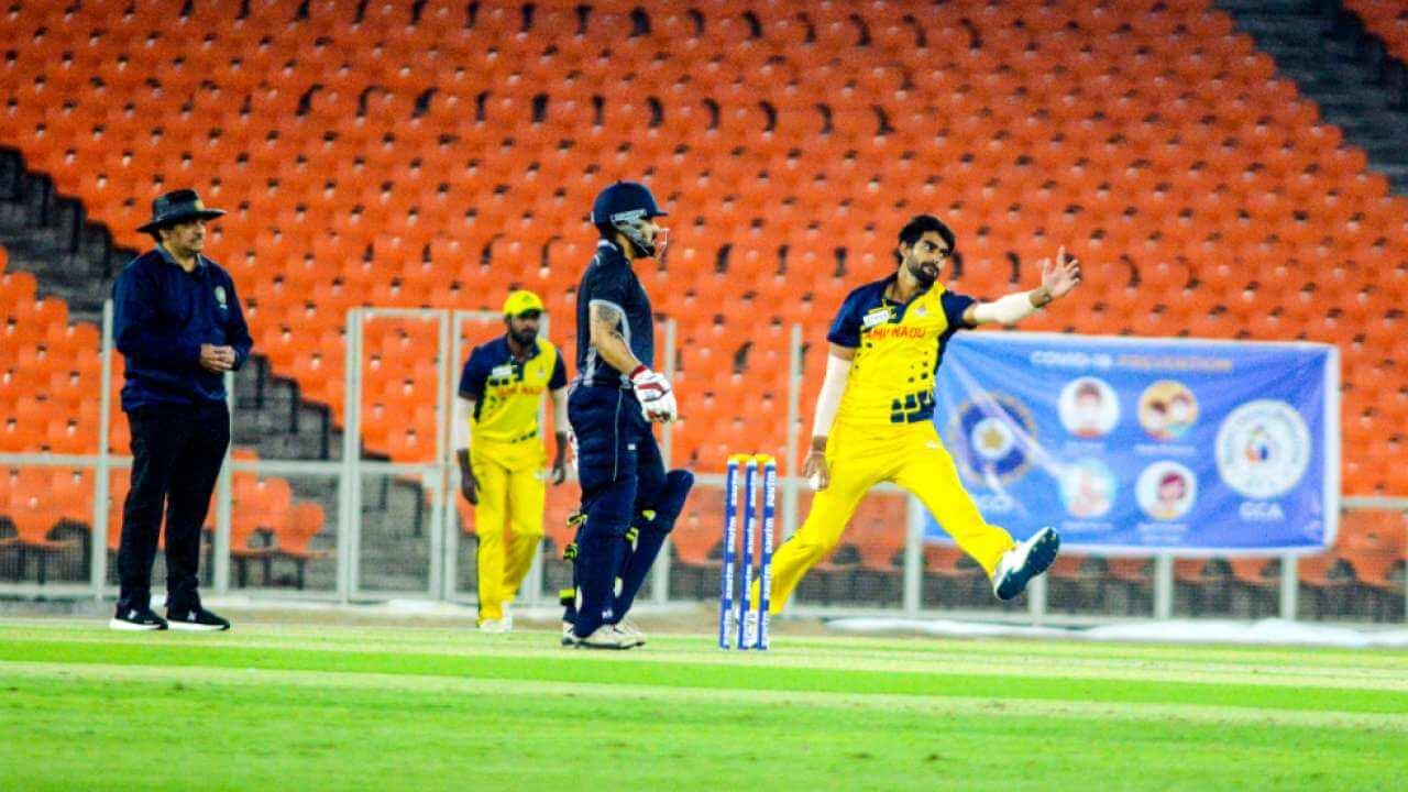 syedmushtaqalitrophy:tamilnadudefeatsrajasthanby7wicketsinfirstsemifinal
