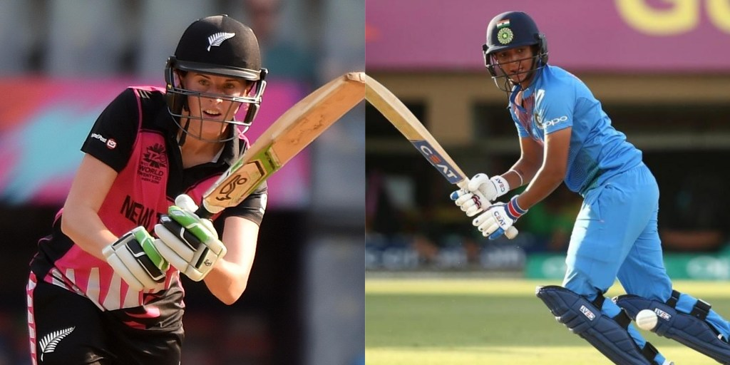 New Zealand women beat India by 23 runs in 1st T20I in Wellington