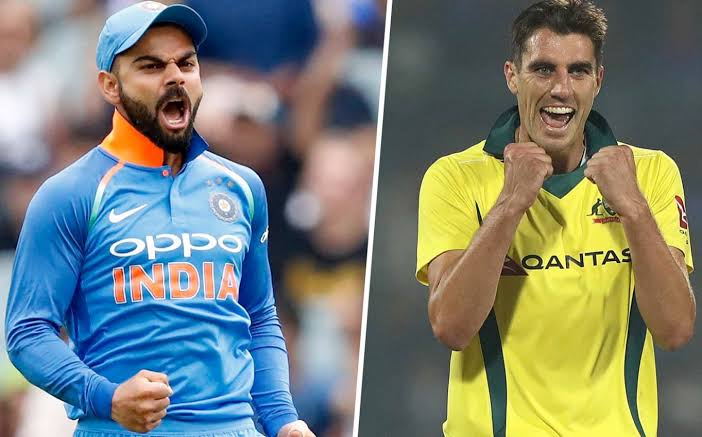 First ODI between India and Australia to be played in Mumbai today