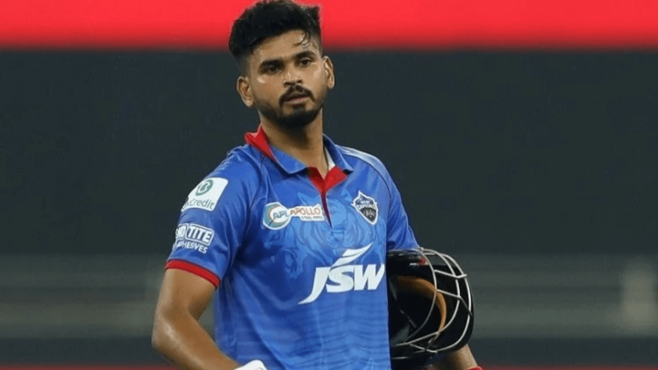 dc-vs-srh-capitals-skipper-shreyas-iyer-fined-rs12-lakh-for-maintaining-slow-over-rate