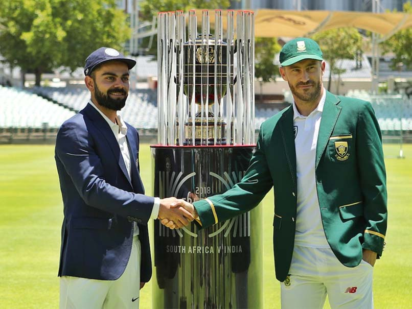 1st test match between India and South Africa to begin today