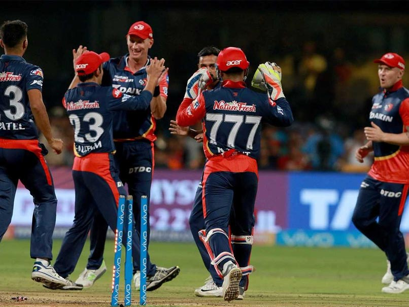 Delhi Daredevils beat KKR by 55 runs