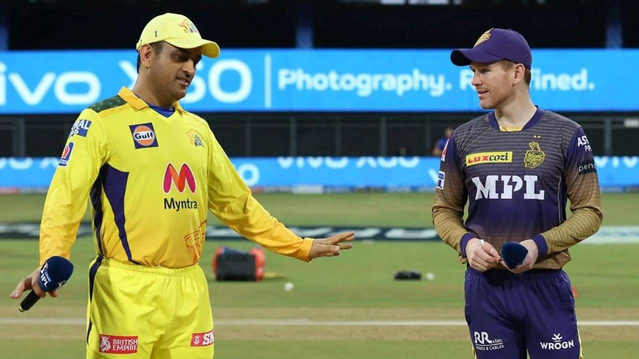 CSK to play against KKR in the finals of IPL today