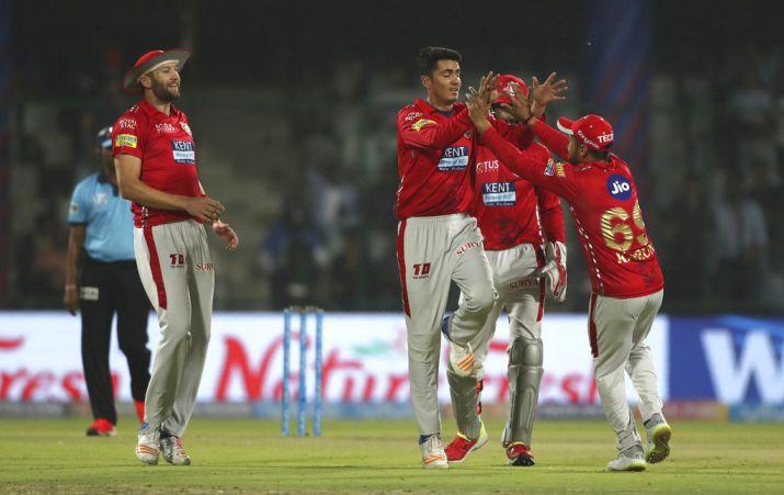 Kings XI Punjab beat Delhi Daredevils by four runs