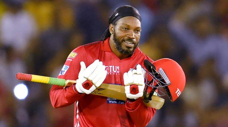 RR vs PBKS: Punjab Kings star Chris Gayle becomes 1st batsman to hit 350 IPL sixes