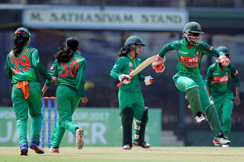 Bangladesh beat India by 7 wickets in Women