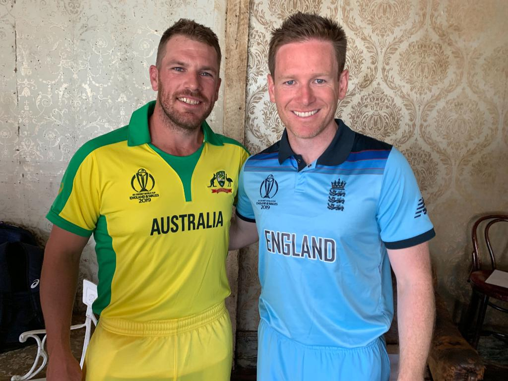 ICC World Cup: Australia take on England in 2nd semi-final today
