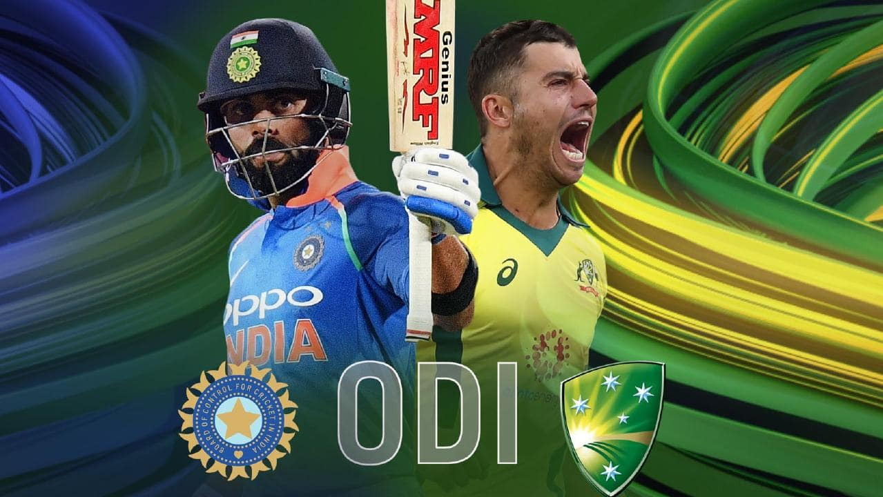 India to play against Australia in 3rd ODI at Ranchi today