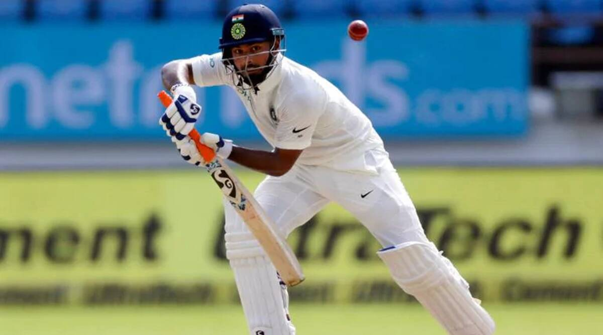 Latest update: 4th Test: India were 124 for five against England