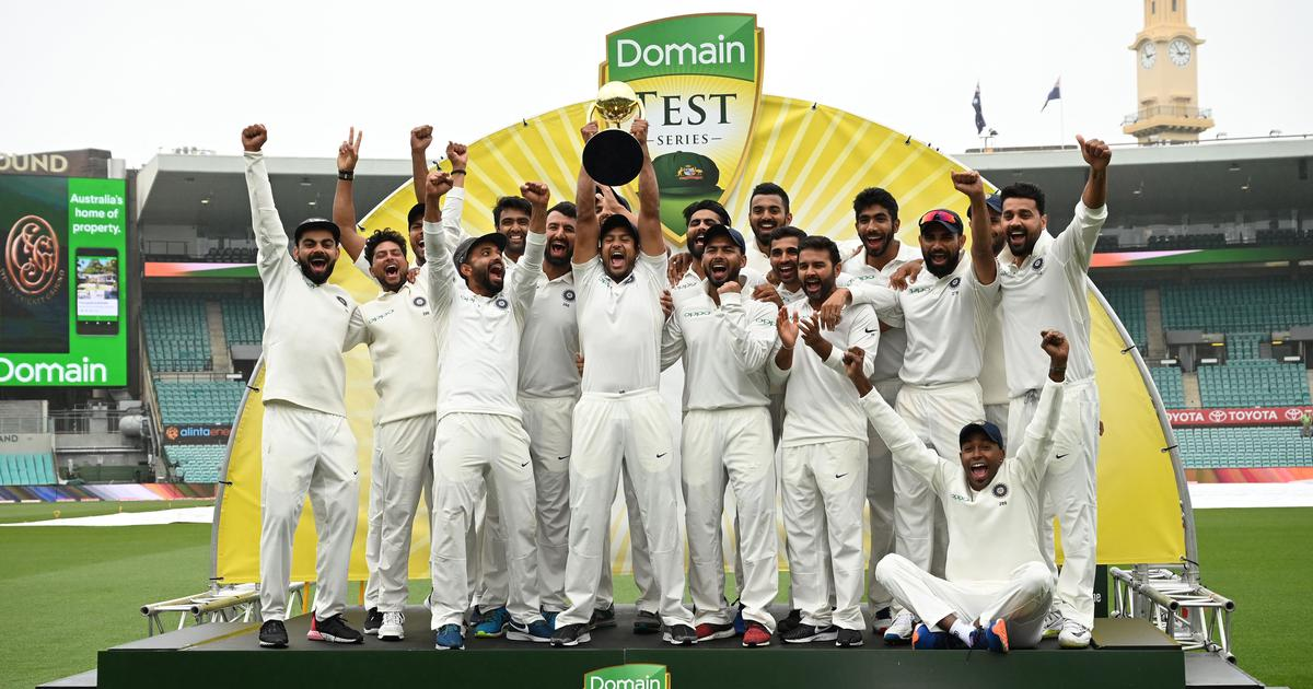 India stun Australia to win series, retain Border-Gavaskar Trophy