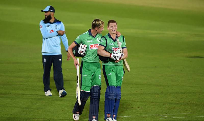 Ireland beat England by 7 wickets in the third ODI at Southampton