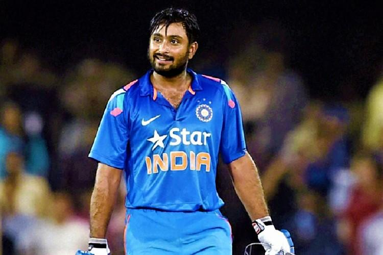 Skipper Ambati Rayudu suspended for arguing with umpires in Syed Mushtaq Ali T20