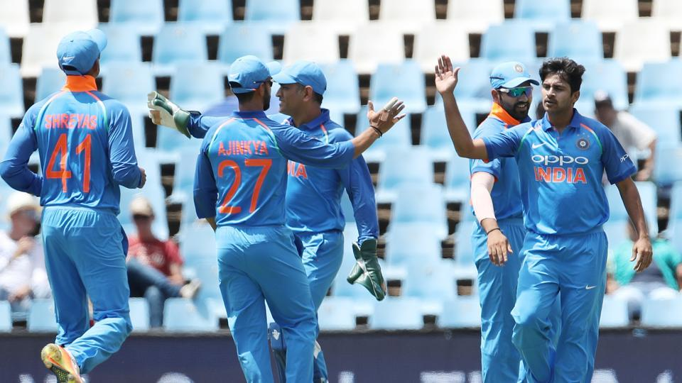 India vs SA ,6th ODI: India win toss, opt to field
