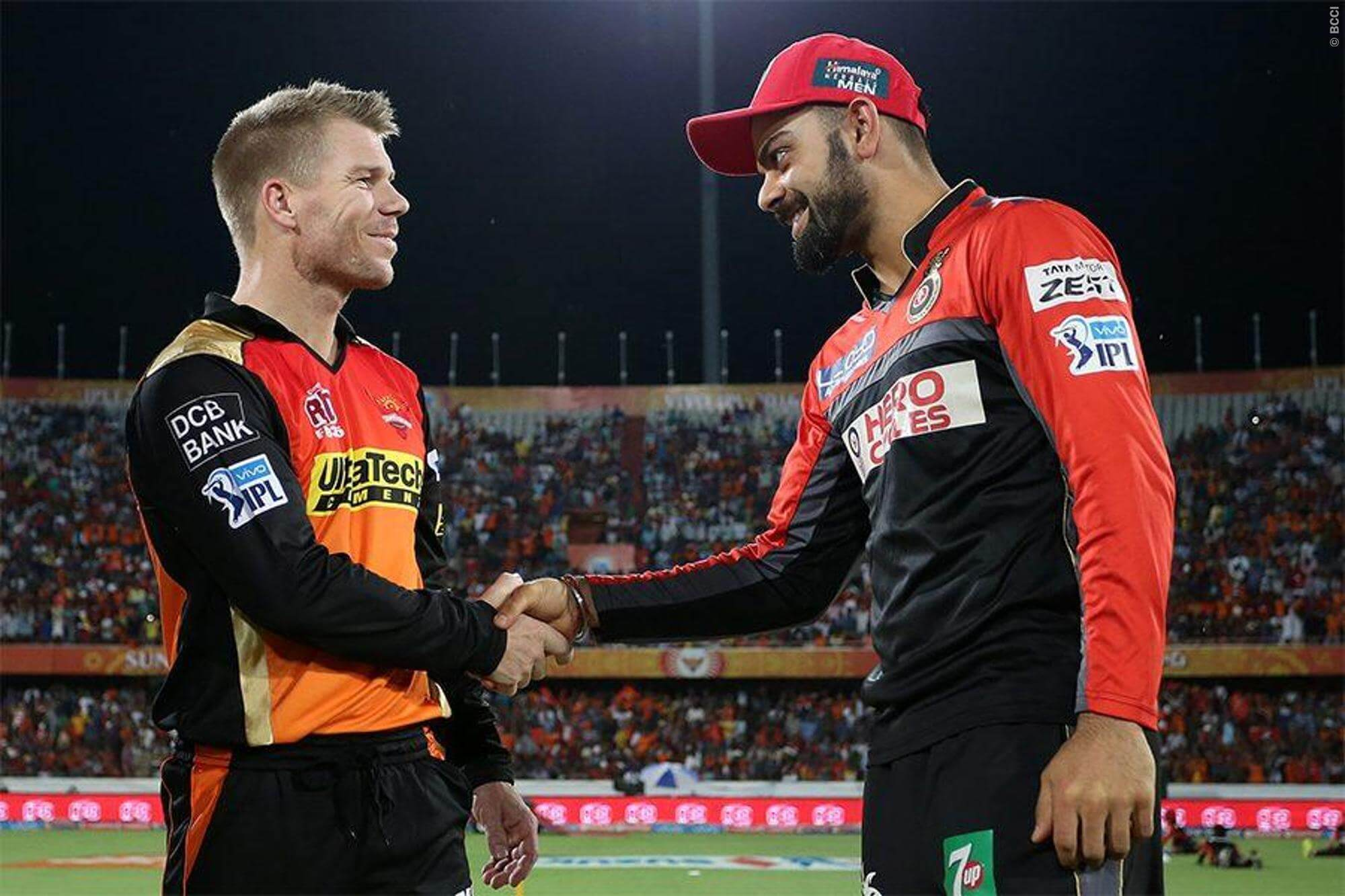 IPL 2020: RCB defeats 2016 Champions Sunrisers Hyderabad by 10 runs
