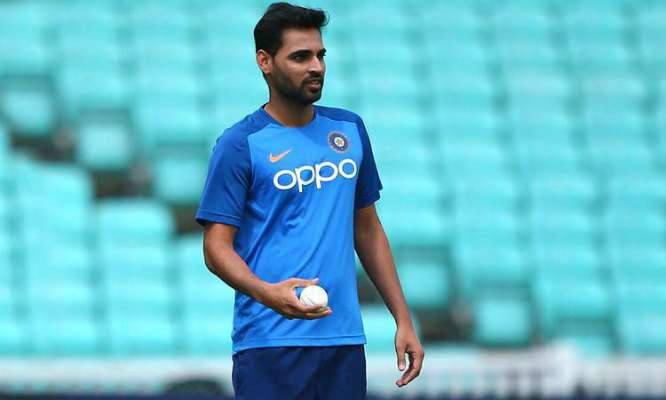 Shardul Thakur to replace Bhuvneshwar Kumar in India ODI squad for West Indies series