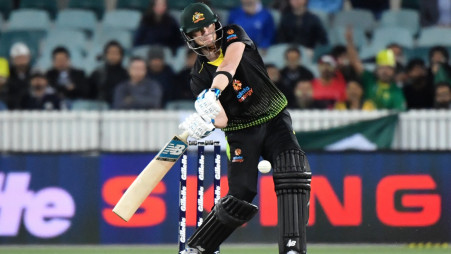 Australia beat Pakistan in 2nd T20 match in Canberra