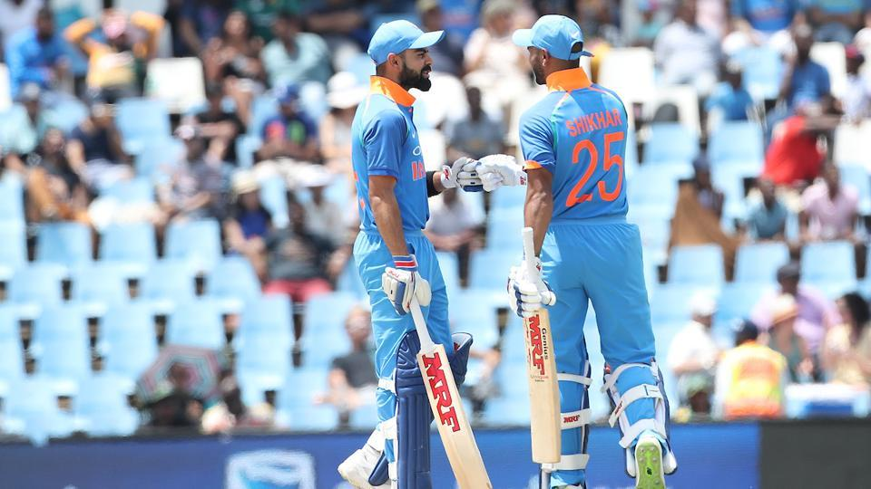 India beat South Africa by nine wickets in 2nd ODI match
