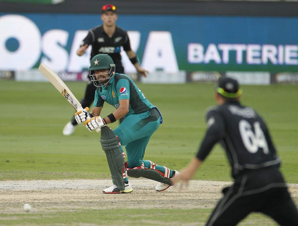 3rd ODI Match between New Zealand and Pakistan abandoned due to rain