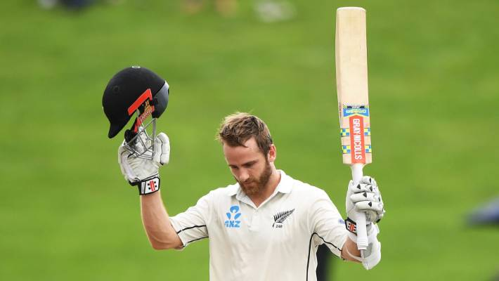 Kane Williamson cracks double century against Bangladesh in 1st Test match at Hamilton